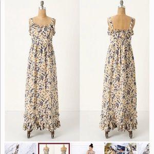 Moulinette soeurs silk dress